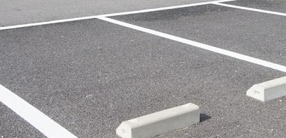組合員限定駐車場案内のイメージ